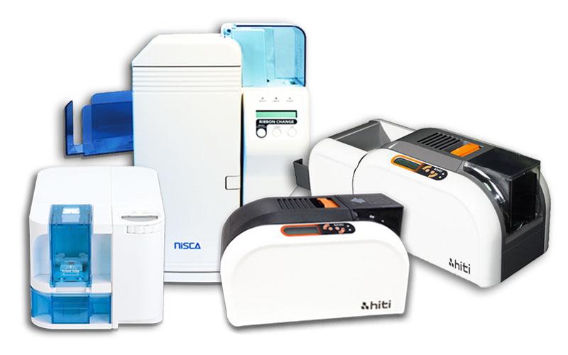 Direct Card Printers